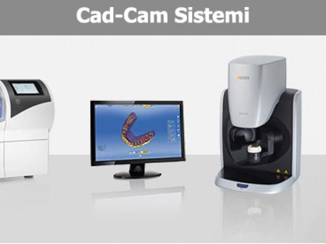 Cad-Cam Sistemi ile Kısa Sürede Protez